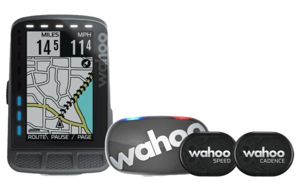 Nawigacja/Licznik Rowerowy WAHOO ELEMNT ROAM GPS Bundle 2