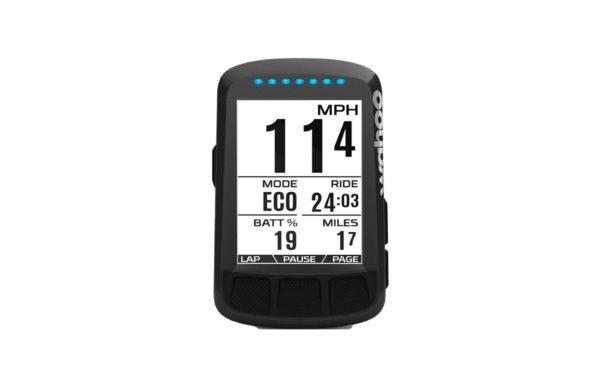 Nawigacja/Licznik Rowerowy WAHOO ELEMNT BOLT STEALTH GPS