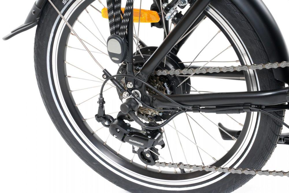 tylnie koło do roweru