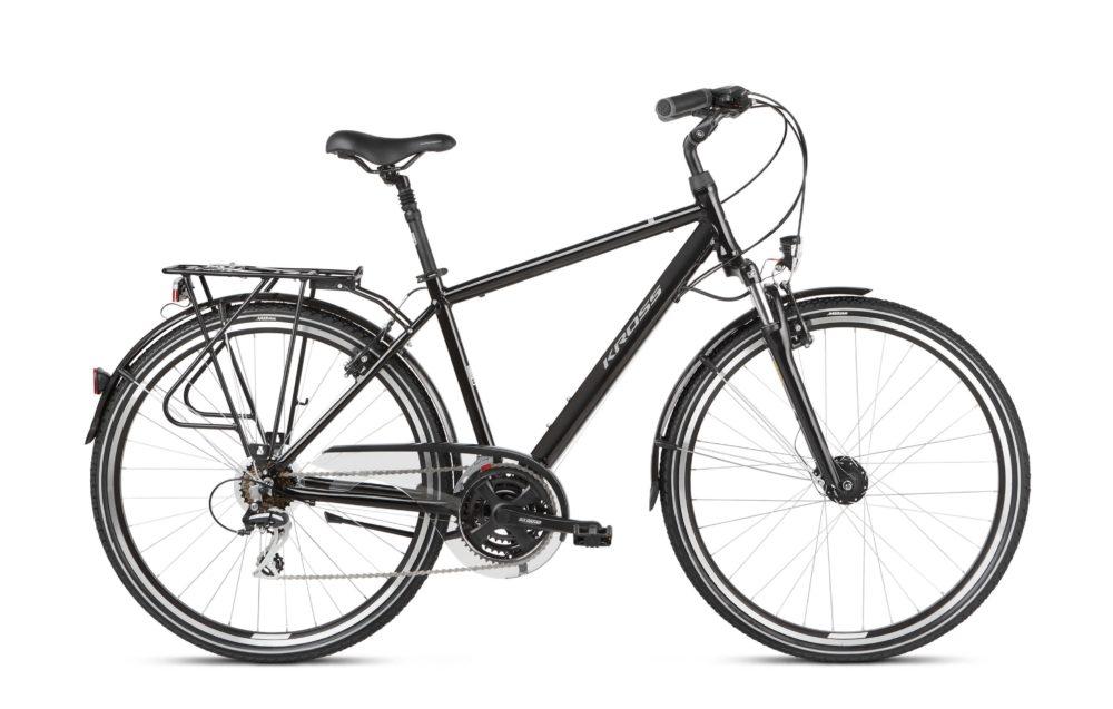 rower jak wybrać? rower trekkingowy marki kross w sklepie rowerowym Dolata Rowery
