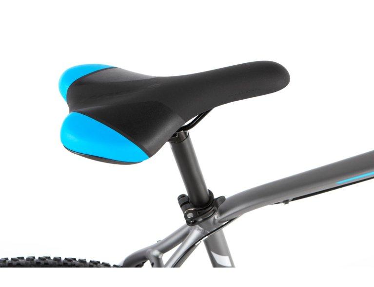wygodne siodełko w rowerze trekkingowym