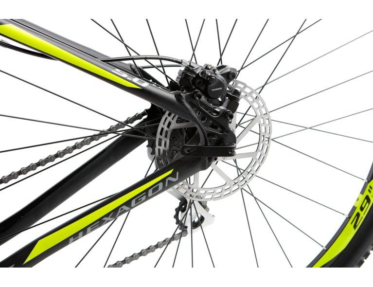 skuteczne hamulce w rowerze crossowym