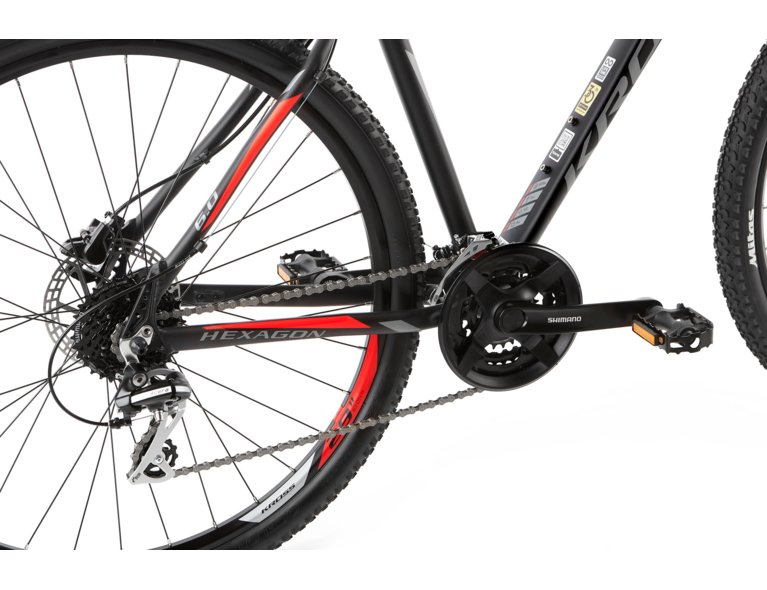 wygodny rower crossowy do kupienia w sklepie rowerowym