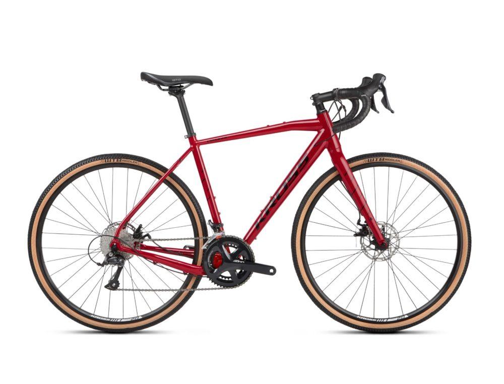 czerwony rower szosowy jak wybrać, wygodny rower szosowy, jaki rower szosowy kupić
