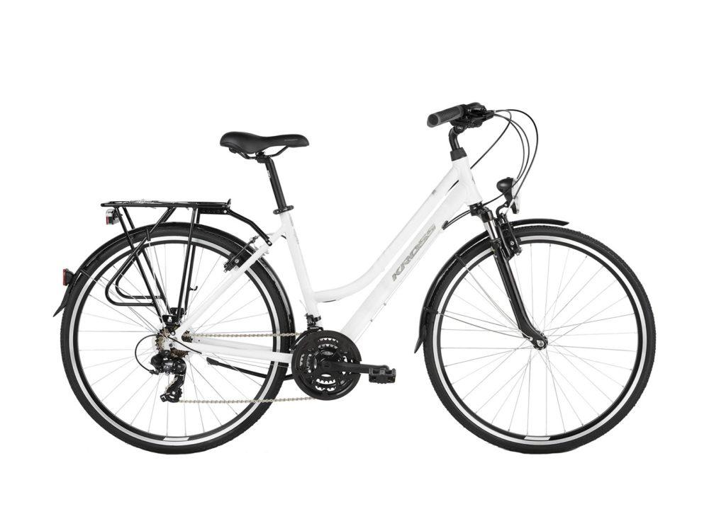 wygodny rower trekkingowy, który warto wybrać w sklepie rowerowym