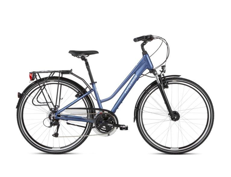 jaki rower trekkingowy kupić? Wygodny rower Kross 4.0