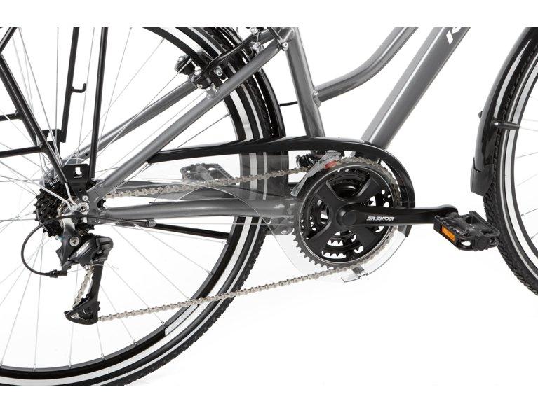 rower Kross 4.0 to wygodny rower trekkingowy
