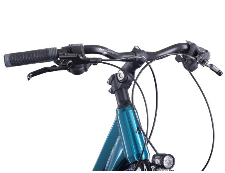 rower kross trans 8.0 wygodny rower trekkingowy