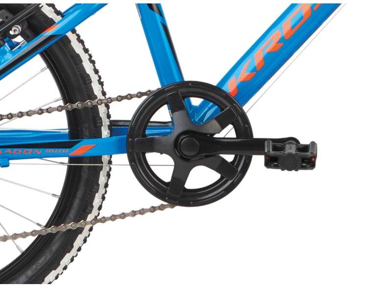 niebieski rower dla dziecka 8-12 lat