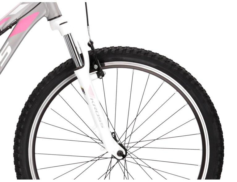 wygodny rower dla dziecka Kross