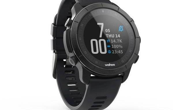 Zegarek Sportowy Wahoo ELEMNT RIVAL Multi-Sport GPS Watch – Stealth Grey