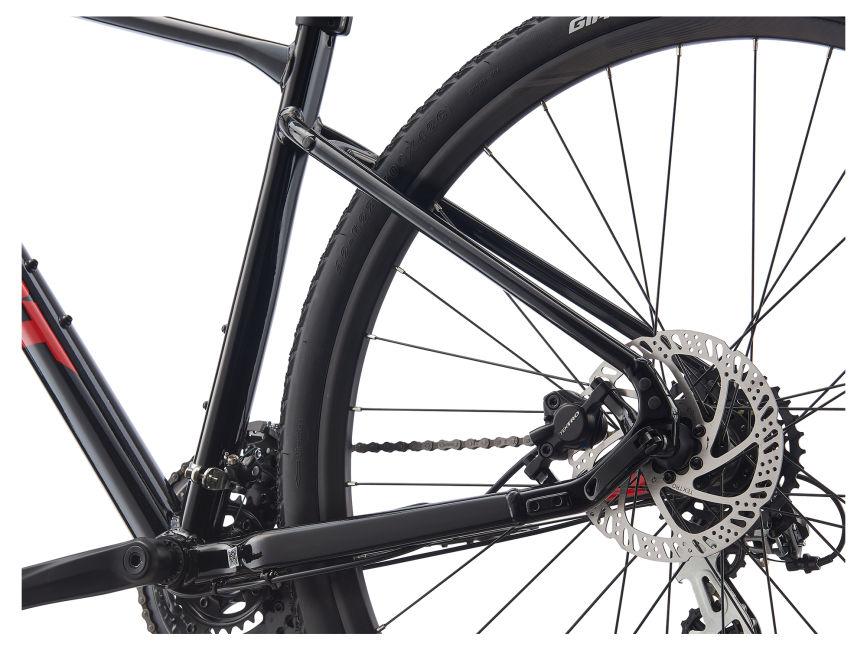 wygodny rower crossowy